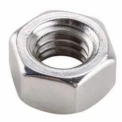 P FORMWORK Metal Terminal Nuts, Shape: Hex