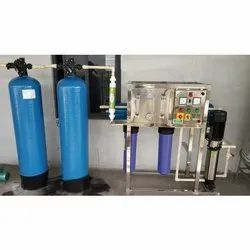 Reverse Osmosis Drinking Water Plant