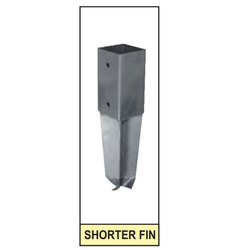 Concrete In Shorter Fin Post Anchor प स ट ए कर Ujjala Products Ludhiana Id 22513594697