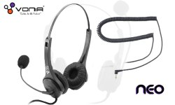 Vonia Neo 3.5 mm Headset