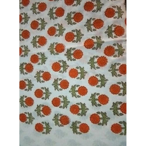 Pankaj Textiles Printed Floral Cotton Fabric, GSM: 100-150 GSM, Packaging Type: Packet
