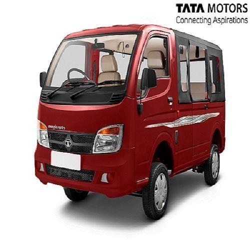 Tata Magic Mantra Vehicle Tata Motors Limited Scv Division