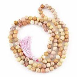 Opal Mala Bead