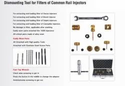 Tools For Dismantling Filters Of CR Injectors