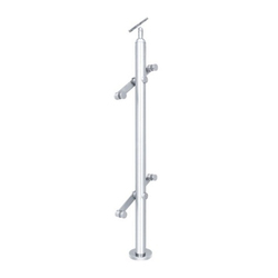 Stairs Stainless Steel Baluster, For Home, Hotel