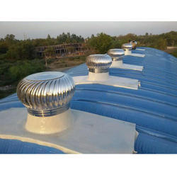 Stainless Steel Roof Ventilator