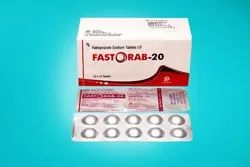 Rabeprazole Sod 20 mg Tablets