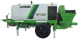 SP1807 Schwing Stationary Pump