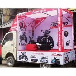 Mobile Van Advertising Services, Offline