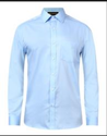 Park Avenue Blue Regular Fit Shirt