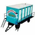 Mobile Toilet Vans