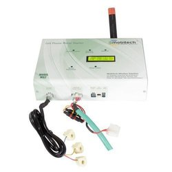 Automatic Motor Starter Wireless GSM to GSM -Single Phase