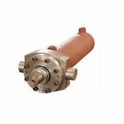 Flange Type Hydraulic Cylinder