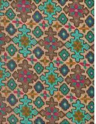 Printed Cotton Multi Color Prints, For Garments, GSM: 150-200