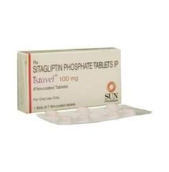 Sitagliptin (100mg) Istavel 100 Tablet