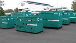 Cummins Silent or Soundproof Diesel Generator Set