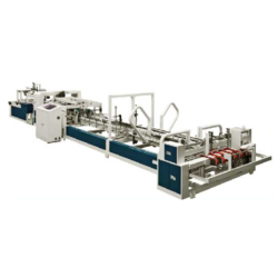 Full Automatic Carton Box Folder Gluer