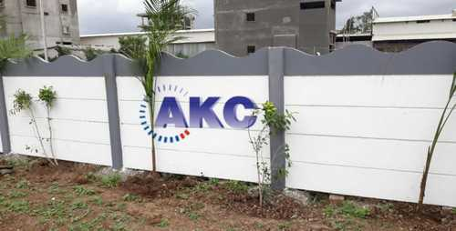 RCC Garden Boundary Wall