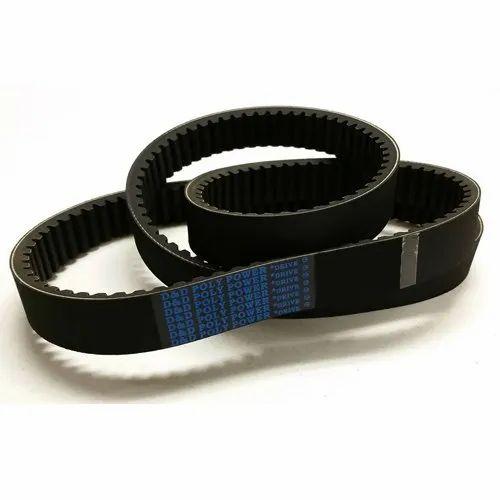 Rubber Belts - Transmission Belts Manufacturer from Mumbai