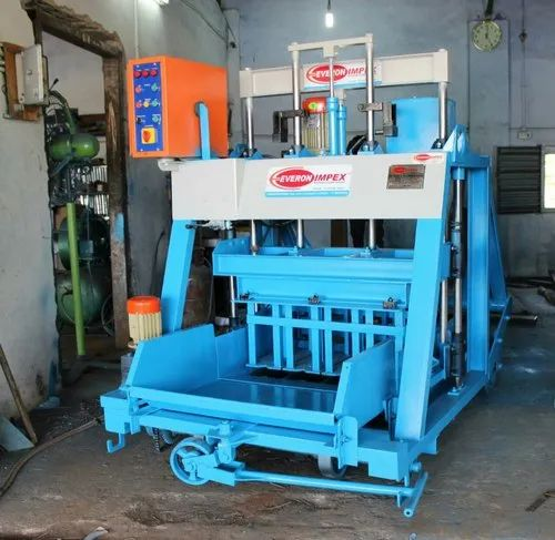 Cement Brick Machine - Concrete Brick Making Machine