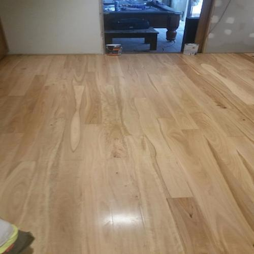 Pre Laminate Wood Flooring At Rs 115 Square Feet Laminate