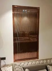 45deysno Mett Galosi Stainless Steel Copper Look Designer Window Grill, For Aniani, Material Grade: 202