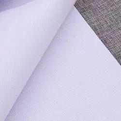 White Plain Shirt Interlining Fusing Fabric