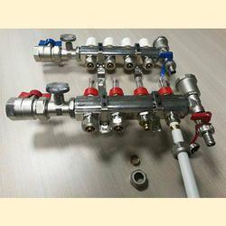 Manifold Underfloor Heating System
