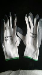Asbestos And Nitrile Unisex Safety Hand Gloves