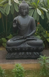Marble Gautam Buddha Swami Statue