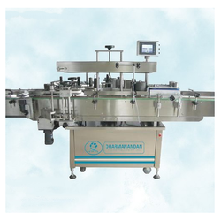 Double Side Labelling Machine