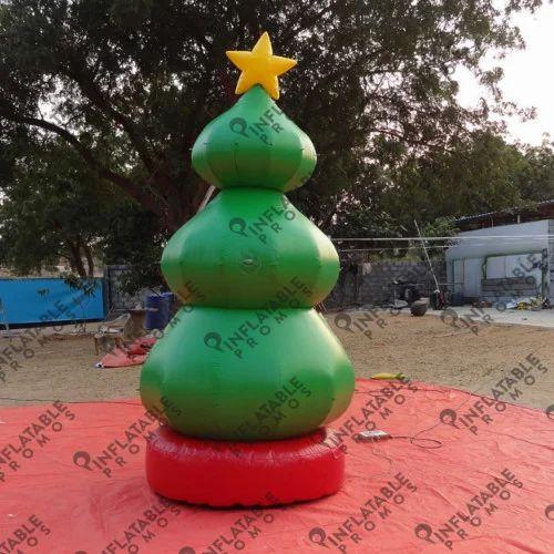 Christmas Tree Inflatables.Christmas Tree Inflatables