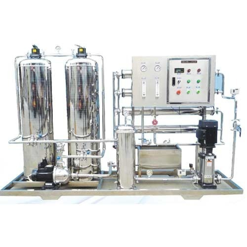 Automatic 2500LPH RO Water Plant, Number of Filtration Passes: 2, 2500