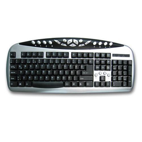 Multimedia Computer Keyboard