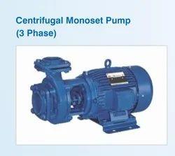 Three Phase Crompton Monoblock Pumps
