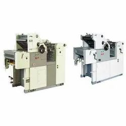 Sheetfed Offset Printing Machine