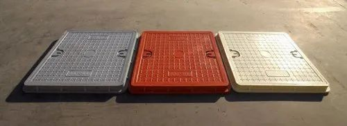 Sterling Full Floor (Square) Manhole Cover 600x600