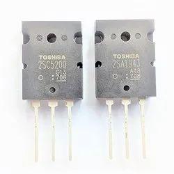 Transistors - Toshiba - 2SA1943 / 2SC5200