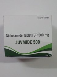 Juvmide 500 ( Niclosamide Tablet 500 Mg )