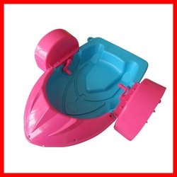 Pink Paddle Boat