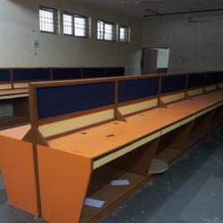 Computer Lab Furnitures With Notice Board