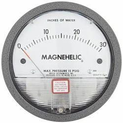 Magnehelic Differential Pressure Gauge