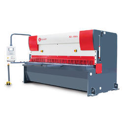 CNC Guillotine Shearing Machine