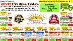 SUNSPICE 100% PURE SPICE POWDER Sunspice 100% Original Mustard Powder, 50g and 200g
