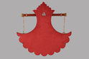 Fan Ganesh/ Laxmi/ Saraswati