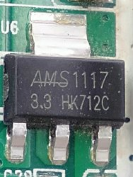 AMS 1117 IC