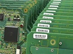 Kapton/Polyimide Barcode Labels