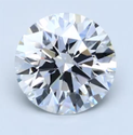 1.32ct Lab Grown Diamond CVD F VS1 Round Brilliant Cut Type2A