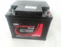 Exide 42Ah 12V Powersafe Dry Battery, EP42-12