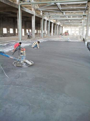 2000 Sq Ft VDF Flooring Service, India, Residential